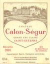 2001chateaucalonsegur