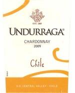 2009undurragachardonnay