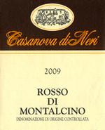 2009rossodimontalcino