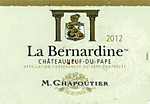 2012chateauneufdupape